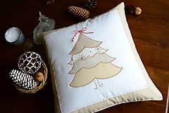 Úžitkový textil - Vankúš vianočný - 8702964_