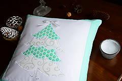 Úžitkový textil - Vankúš vianočný - 8703017_