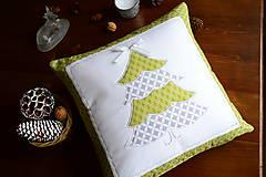 Úžitkový textil - Vankúš vianočný - 8703059_