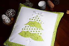 Úžitkový textil - Vankúš vianočný - 8703079_
