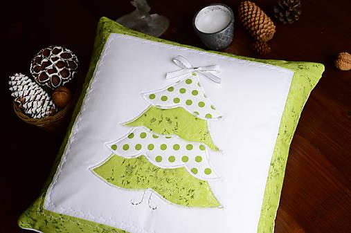 Vankúš vianočný