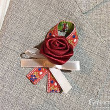 Pierka - Svadobné pierka Arcs - Folklore - mini - 8701681_