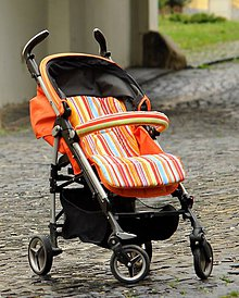 Detské doplnky - Oranžovo-červeno-modro-žlto-zelený prúžok - 8705769_