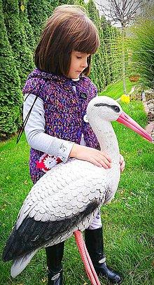 Detské oblečenie - Vestička s kapucňou - 8706064_