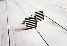 Šperky - Manžetové gombíky - 8706304_