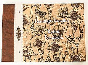 """Papiernictvo - Rodinná kronika """" Royal"""" - 8707596_"""