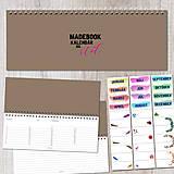 Papiernictvo - Kalendár na stôl - 8710270_