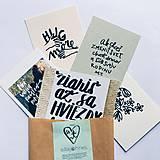 Papiernictvo - Tajná pošta - pohľadnice - 8712571_