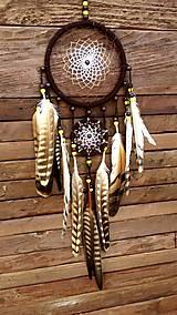Dekorácie - Indiánsky lapač snov  - 8710795_