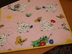 Úžitkový textil - Detská deka - 8710234_