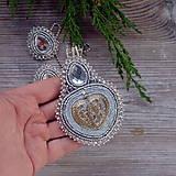 Sady šperkov - Voyage en Arabie - White silver-  sada šperků - 8711065_