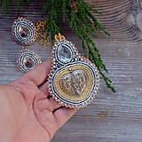 Sady šperkov - Voyage en Arabie - White gold -  sada šperků - 8711128_