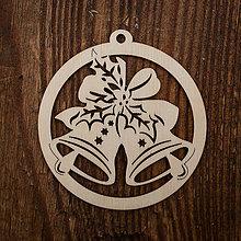 Dekorácie - Vianočná ozdoba - kruh 38 - 8711144_