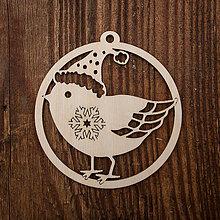 Dekorácie - Vianočná ozdoba - kruh 48 - 8711557_