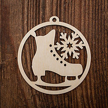 Dekorácie - Vianočná ozdoba - kruh 78 - 8711562_