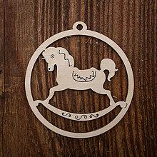 Dekorácie - Vianočná ozdoba - kruh 80 - 8711704_