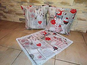 Úžitkový textil - Obliečky na vankúše - 8712396_