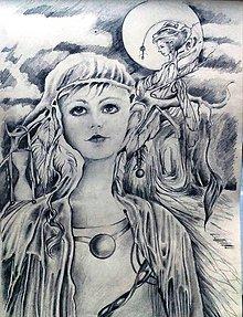 Kresby - fantasy - 8712421_