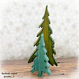 Dekorácie - stromčeky - 8711661_