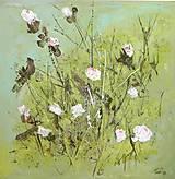 Obrazy - kvetinové zátišie - 8710962_