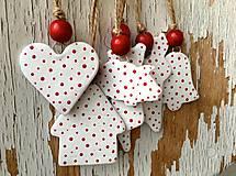 Dekorácie - Ľadové Vianoce-motív na výber - 8710731_