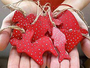 Dekorácie - Čarovné Vianoce-motív na výber - 8710647_