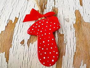 Dekorácie - Štedré Vianoce-motív na výber (hríbik) - 8714035_