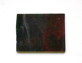 Suroviny - Sklo fialovo bordové, Bullseye - 8716825_