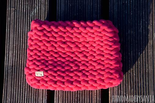 9ac1598ef9 Mala ružova kabelka   LAF - SAShE.sk - Handmade Kabelky