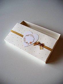 Krabičky - krabička na hodvábny výrobok - 8715763_