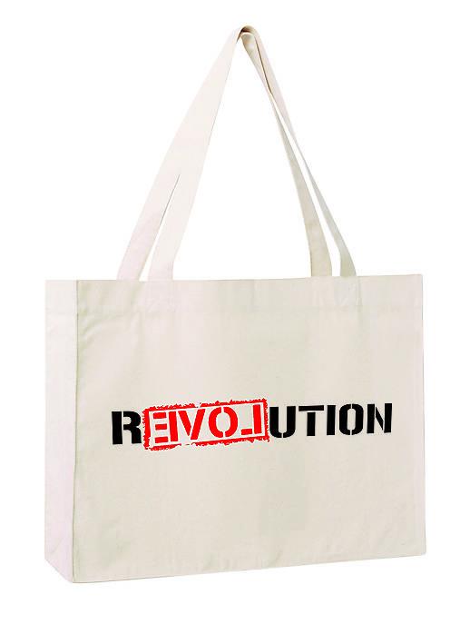 962d6ff73e9da Nákupná taška z recyklovanej bavlny (Biela) / TeVe - SAShE.sk ...
