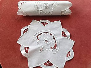Úžitkový textil - Slávnostné prestieranie - 8716973_