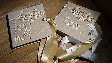 Darčeky pre svadobčanov - Svadobná gratulačná karta /Obálka na peniaze - 8716062_