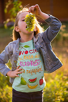 Detské oblečenie - Sladkosti nepapám - 8718297_