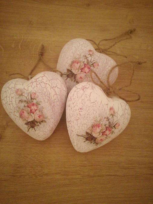 89cb0f324 Vintage srdce / with_love - SAShE.sk - Handmade Dekorácie