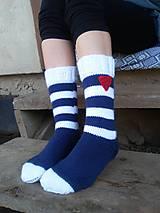 - Ponožky-námornicka láska - 8717051_