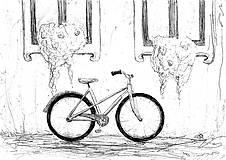 Kresby - Môj bicykel - 8715844_