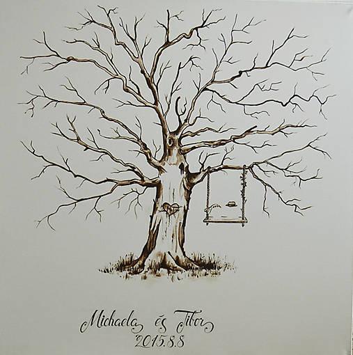 Svadobný strom podľa Vašich predstáv