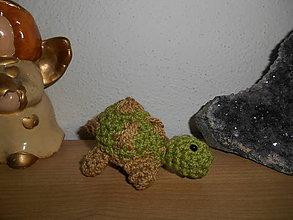 Kľúčenky - korytnačka-kľúčenka,v cene-poštovné - 8715416_