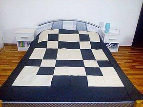 Úžitkový textil - Prehoz na postel 2 - 8724024_