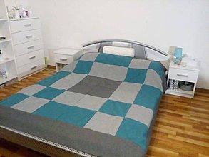 Úžitkový textil - Prehoz na postel 4 - 8724217_