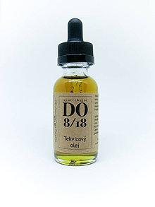 Suroviny - ORGANICKÉ OLEJE 30ML  (Tekvicový olej) - 8724085_