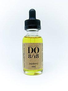 Suroviny - ORGANICKÉ OLEJE 30ML (Jojobový olej) - 8724154_