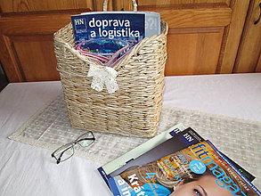 Košíky - Košík - Na čítaničko - 8721292_