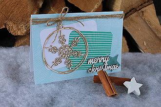 Papiernictvo - gulička_ vianočná pohľadnica - 8724406_