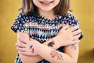 Nezaradené - Dočasné tetovačky - Jednorožce (23) - 8721760_
