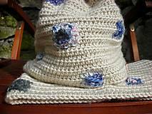 Detské čiapky - Béžová čiapočka - 8720452_