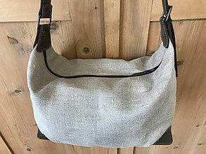 Veľké tašky - KONOPNÁ TAŠKA - 8724251_