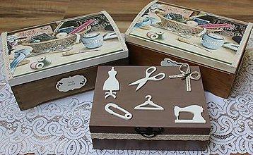 Krabičky - Ďalšie želania splnené a maľuje sa ďalej - 8720574_