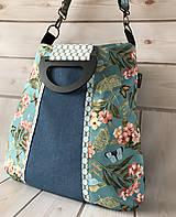 Veľké tašky - kabelka Kordulka... - 8721484_